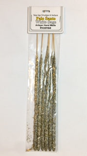Palo Santo/White Sage Artisan Incense Sticks