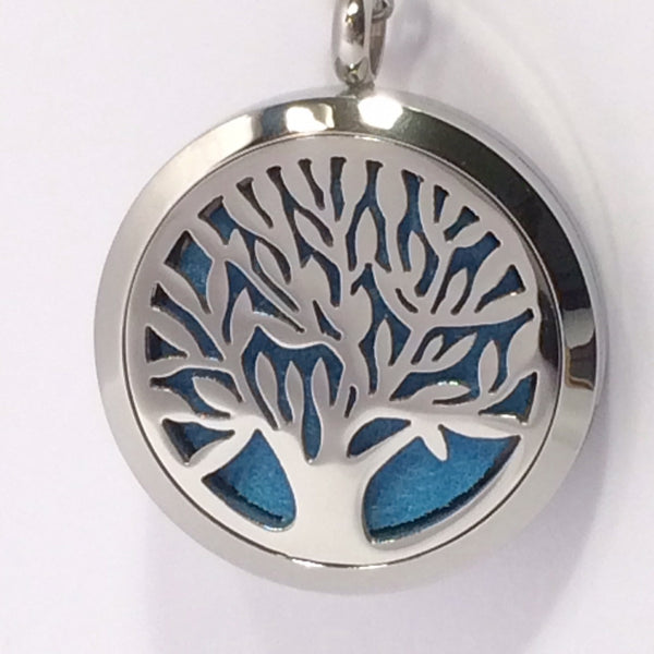 Aromatherapy Diffuser Locket (Pendant) Tree Of Life P1
