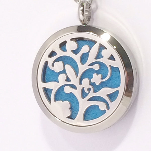 Aromatherapy Diffuser Locket (Pendant) Tree Of Life 49