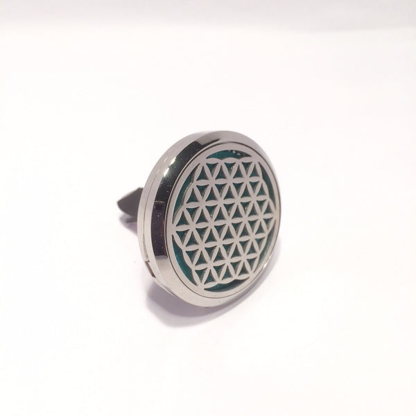 Aromatherapy Car Diffuser Flower Of Life 38mm