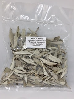 White Sage (loose) 1oz