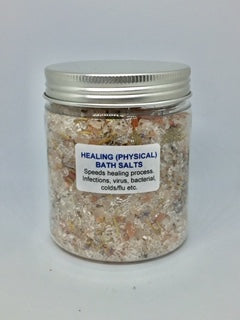 Healing (Physical) Bath Salts