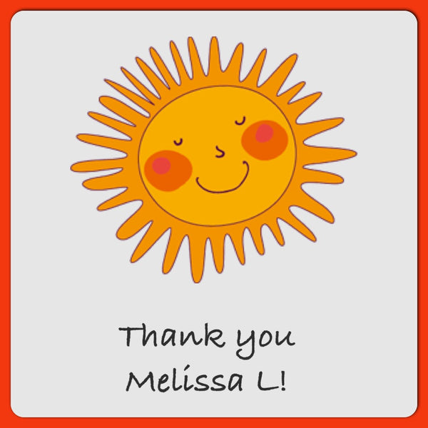 Special Order For: Melissa Lin