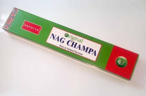 Nandita Original Nag Champa Incense Sticks 15g