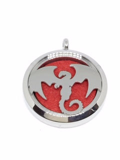 Aromatherapy Diffuser Locket (Pendant) Dragon 30mm
