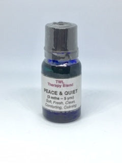 Peace & Quite Synergy Oil (3mths - 5 yrs) 10ml