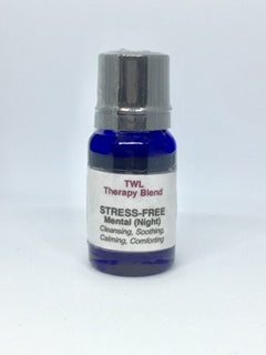 Stress-Free Mental (Night) Synergy Oil 10ml