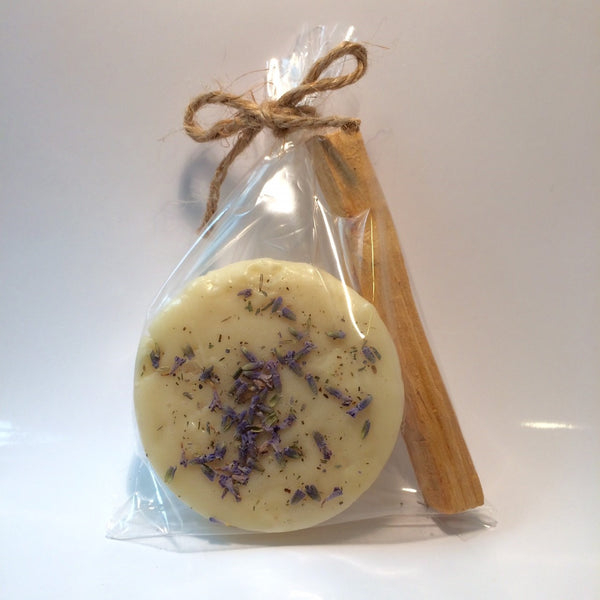 Palo Santo Shea Butter Ritual Soap - Opening The Heart, Love