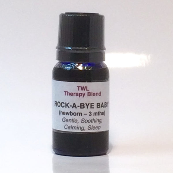 Rock-A-Bye Baby Synergy Oil (newborns-3 mths) 10ml