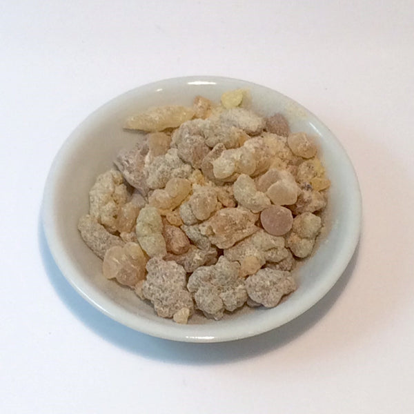 Arabic Gum Resin Incense 1oz