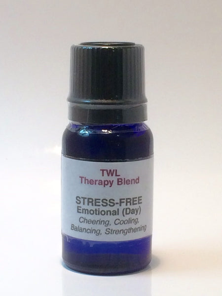 Stress-Free Emotional (Day) Synergy Oil 10ml