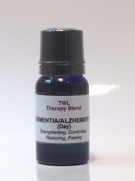 Dementia/Alzheimer's (Day) Synergy Oil 10ml