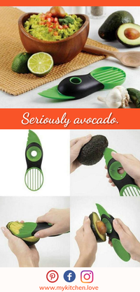 Essential 3-in-1 Avocado Slicer