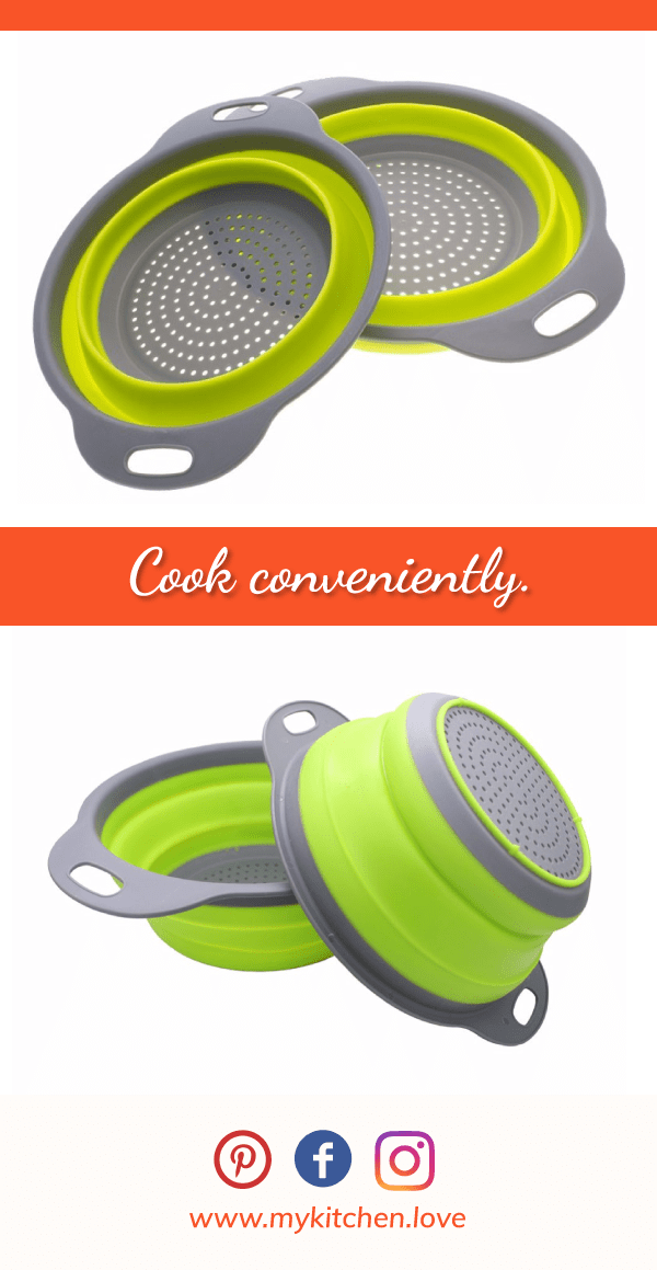 Essential Collapsible Colander