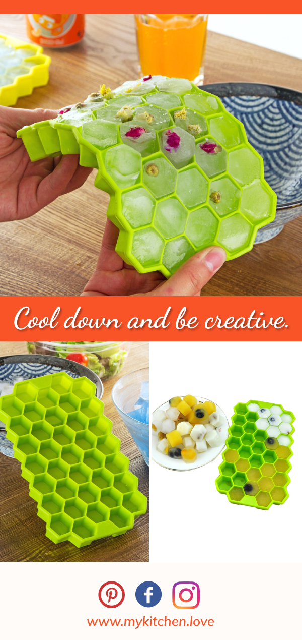 Handy Honeycomb Ice Maker