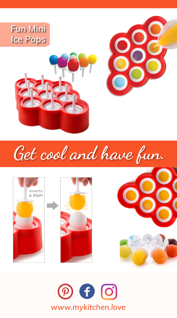 Fun Mini Ice Pops
