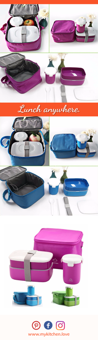 Premium Lunch Box Set