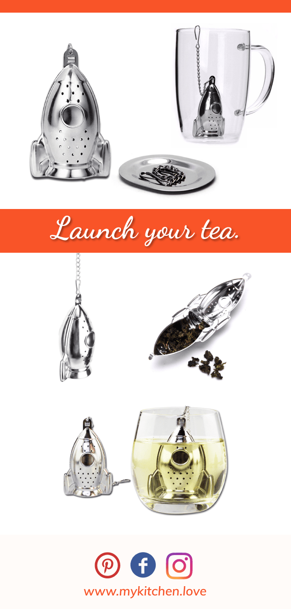 Fun Rocket Tea Infuser
