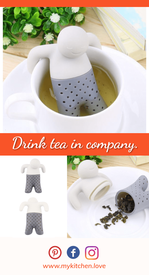 Trendy Life Partner Tea Infuser