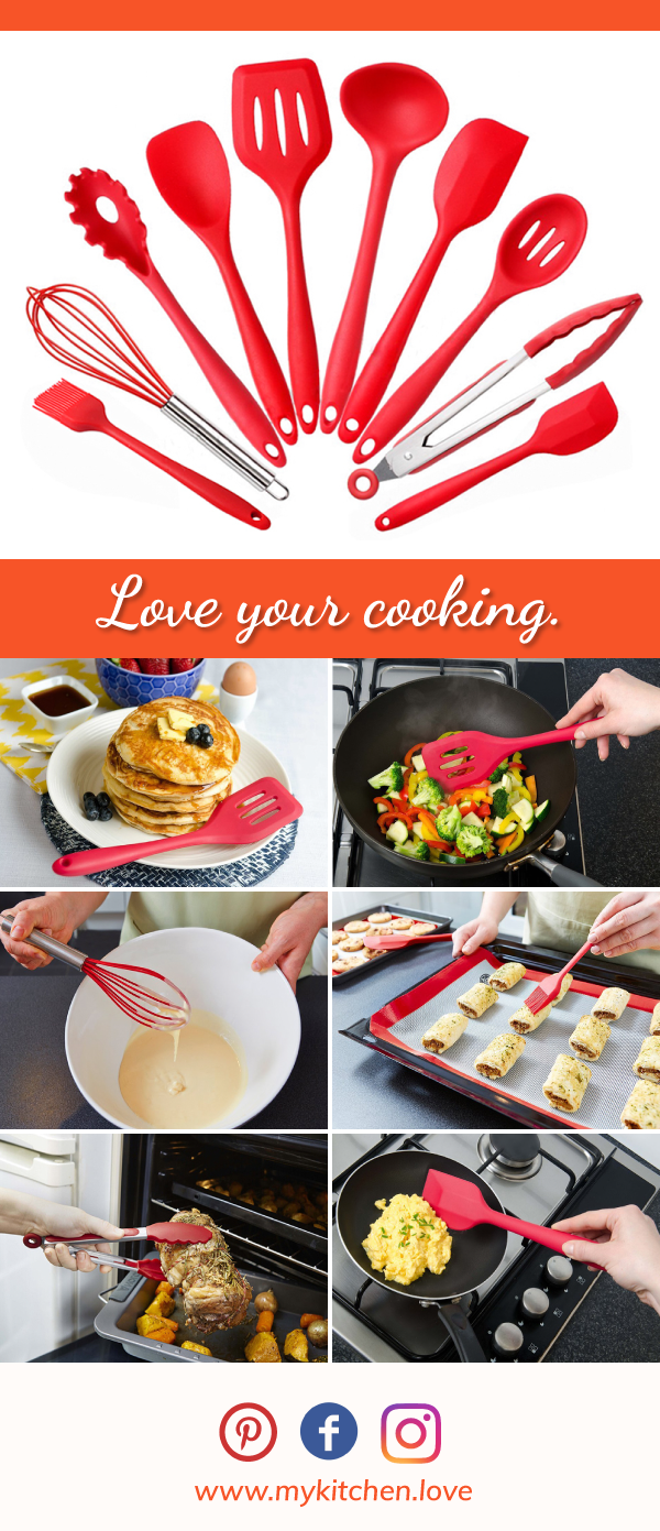 Essential Ten Piece Cooking Set