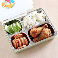 Exclusive Steel Lunch Containers