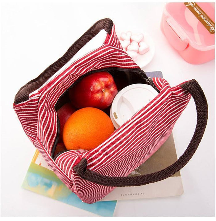 Deluxe Insulated Lunch Tote