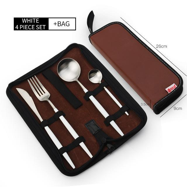 Exclusive Portable Cutlery Set