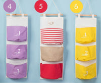 Essential Wall Mounted Storage Bags