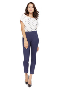 Margaret M Marlie Denim Slimming Pant