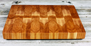 Maple #29 - Everwood endgrain, Cutting Boards - End grain butcher block cutting board, Everwood Handcrafts - Everwood Handcrafts