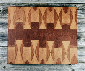 Beech #26 - Everwood endgrain, Cutting Boards - End grain butcher block cutting board, Everwood Handcrafts - Everwood Handcrafts