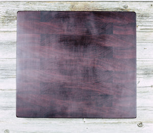 Makore #98 - Everwood endgrain, Cutting Boards - End grain butcher block cutting board, Everwood Handcrafts - Everwood Handcrafts