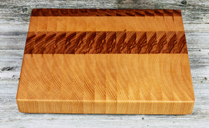 American Beech #47 - Everwood endgrain, Cutting Boards - End grain butcher block cutting board, Everwood Handcrafts - Everwood Handcrafts