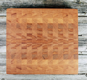 Beech #75 - Everwood endgrain, Cutting Boards - End grain butcher block cutting board, Everwood Handcrafts - Everwood Handcrafts