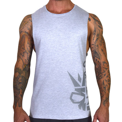 Muscle Tee | Split Nature-Swollen Society Apparel