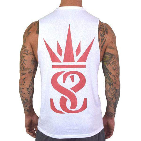 Muscle Tee | SS RoyalTee - Swollen Society Apparel