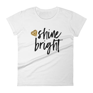 Shine Brignt Women's short sleeve t-shirt