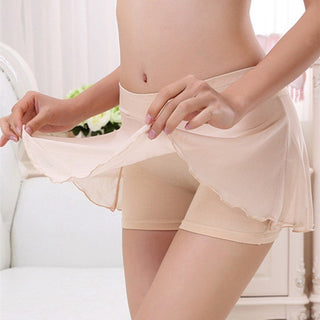 Women Modal Safety Shorts Panty Underwear