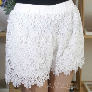 Women Sexy Lace Shorts 2017 Summer Fashion