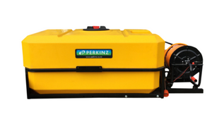 Load image into Gallery viewer, 400 litre Perkinz Sprayer with DEK pump.