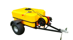 400 litre Perkinz Sprayer Trailer with DEK pump.