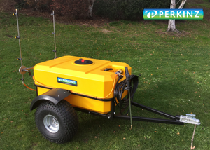 Sprayer Trailer with spot and boom option