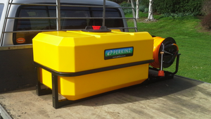 200 litre Perkinz Sprayer with DEK pump.