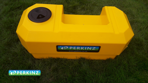 The 60l Perkinz spray tank is perfect for ATV's and quad bikes