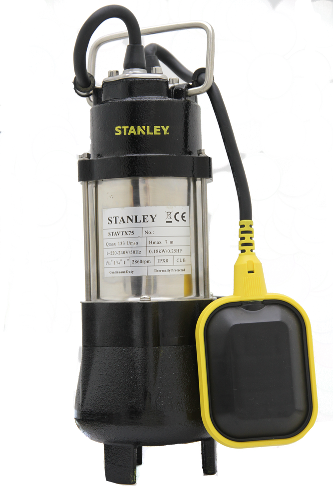 Stanley Submersible Pumps