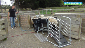 Load image into Gallery viewer, sheep handling equipment