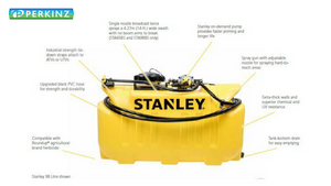 Load image into Gallery viewer, 98 litre Stanley Spot & Broadcast Sprayer