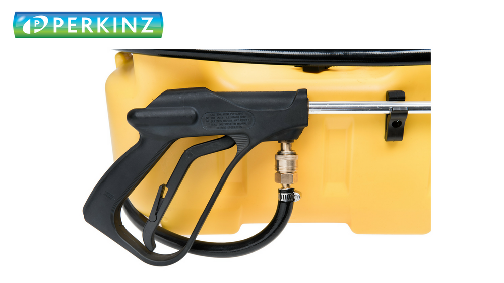 Top quality spray gun from Stanley Sprayers