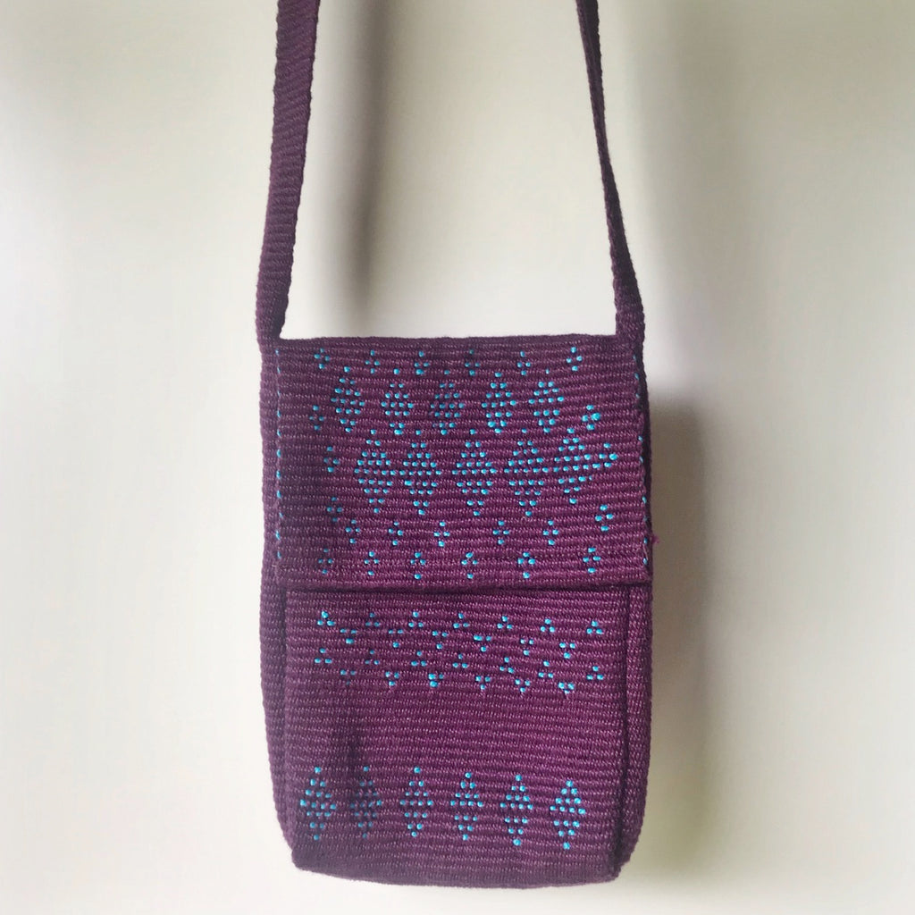 Woven Crossbody Bag 40 (mini)