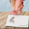Inkless Print Kit for our wooden baby book
